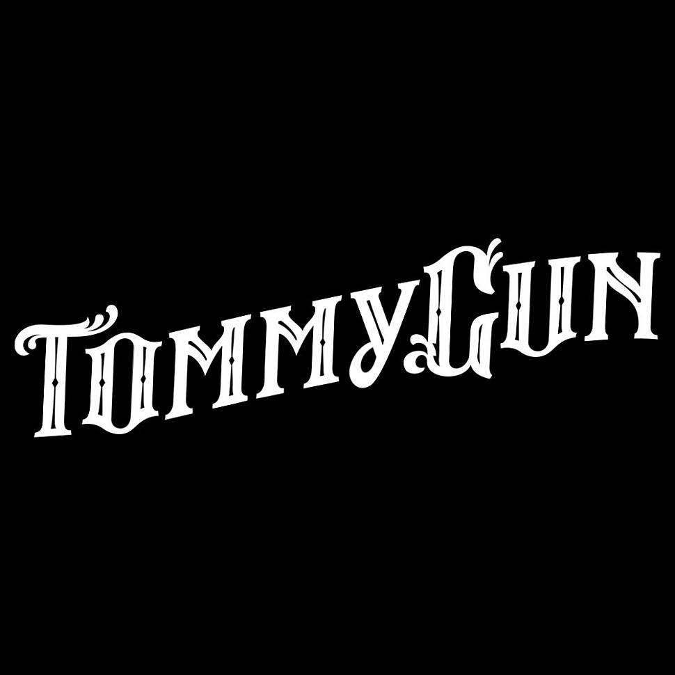Логотип Tommy Gun